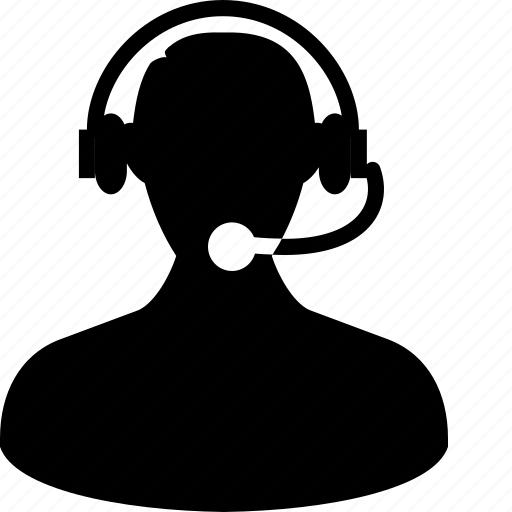 account, headphones, mic, people, profile, sound, user icon