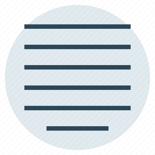 Align, alignment, center, format, text icon - Download on Iconfinder