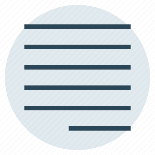 Align, alignment, format, right, text icon - Download on Iconfinder