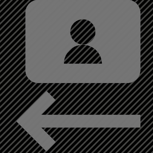 align, align landscape, arrow, landscape icon