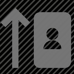 align, align portrait icon
