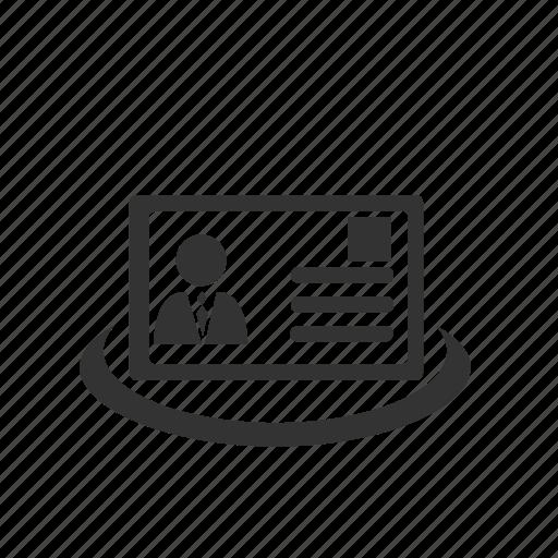 businessman, client, customer, employee, worker icon
