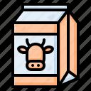 milk, sweet, drink, dairy