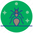 allergic, animal, bug, insect, nature, venom icon
