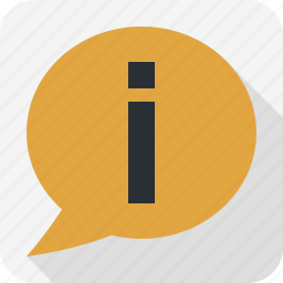 about, faq, help, information icon