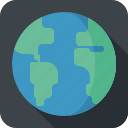 globe, earth, map, network, planet, web