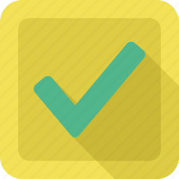 accept, ok, success, valid, yes icon
