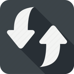 refresh, reload, renew, sync icon