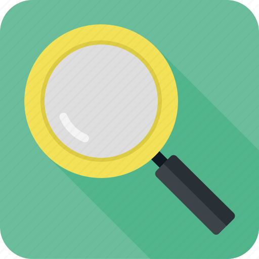 explore, find, search, zoom icon