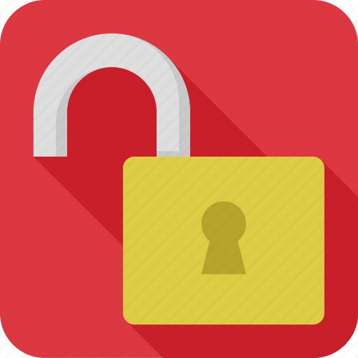 protect, secure, security, unlock icon