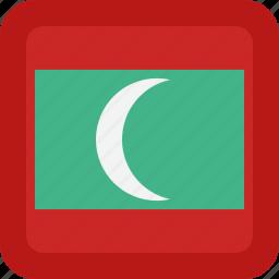 maldives icon