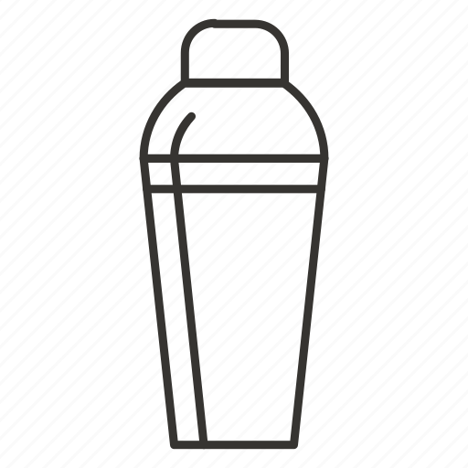 alcohol, beverage, cocktail, drink, glass, juice, shaker coctail icon