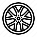 alloywheel, automobile, car, cartyre, tire, transportation, wheel
