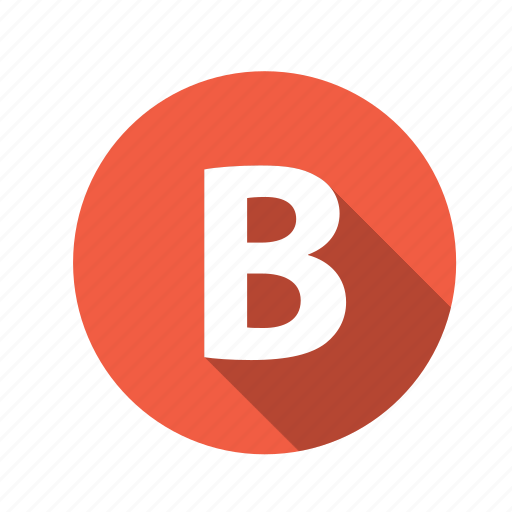 abc, alphabet, b, font, graphic, letter, text icon