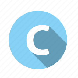 abc, alphabet, c, font, graphic, language, letter, text icon