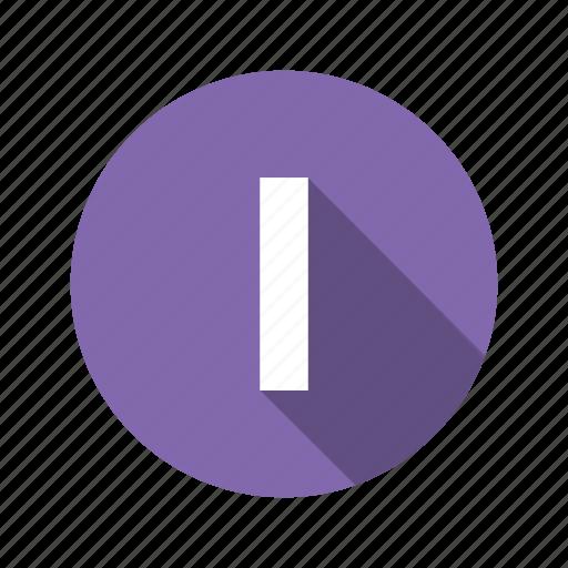abc, alphabet, font, graphic, i, letter, text icon