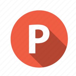 abc, alphabet, font, graphic, letter, p, text icon