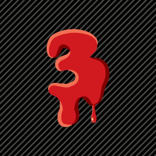 alphabet, blood, english, font, halloween, letter, liquid icon