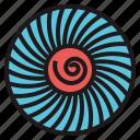 alternative, hypnosis, medicine, psychology, treatment icon