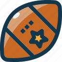 america, football, game, rugby, sport, united states, usa icon