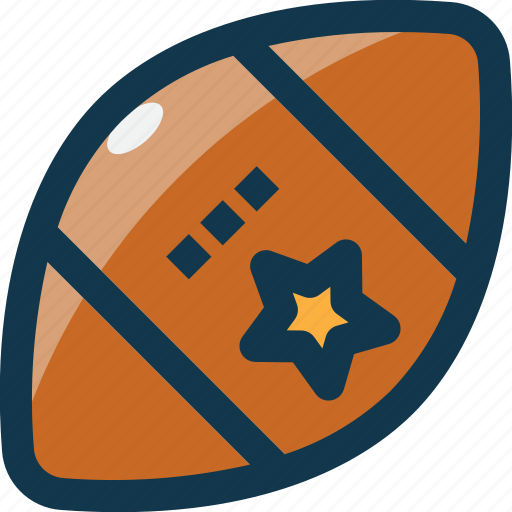 America, football, game, rugby, sport, united states, usa icon - Download on Iconfinder