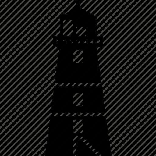 bahamas, hog island, lighthouse, nassau, paradise island icon