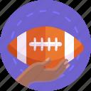 sports, football, ball, american, sport, soccer