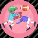helmet, games, players, sports, football, ball, american icon