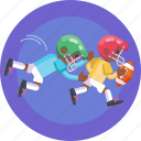 sports, player, football, american, sport, game