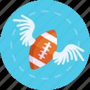 american, football, sports, game, ball