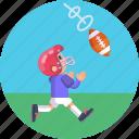 play, player, football, ball, american, game, soccer