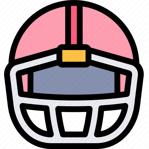 american, extreme, football, helmet, rugby, sport icon