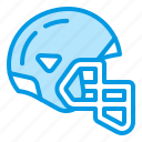 american, football, helmet icon