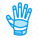 american, football, gear, gloves icon