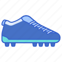 cleats, football, sport icon