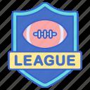 football, game, league icon