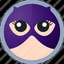 catwoman, hero icon