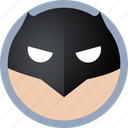 batman, hero icon