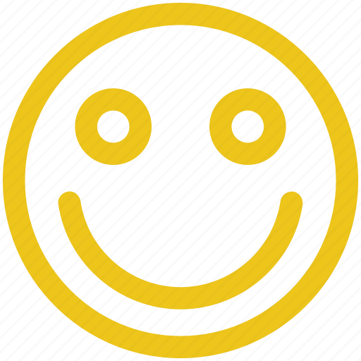 emoji, emoticon, face, happy icon icon
