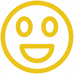 character, emoji, emoticons, emotion, expressions, faces, fun, funny characters, happiness, happy, positive, profile, smile, smiley, smiley face, smiling, user icon icon