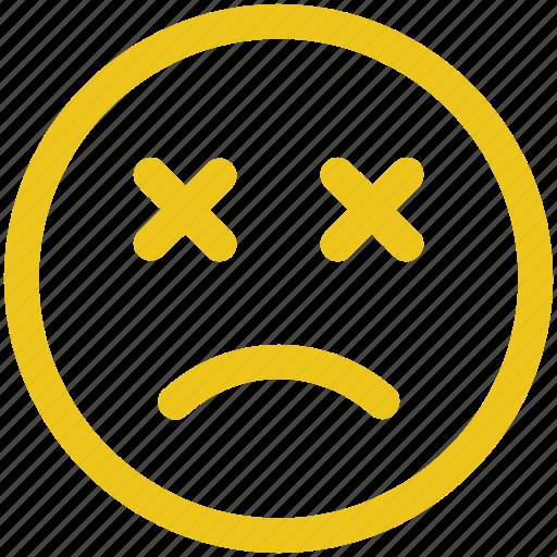 drinking, drunk, emoji, face icon icon