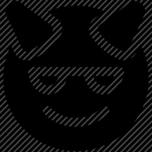 emoji, emoticon, face icon icon