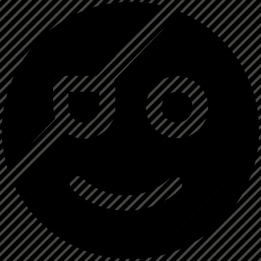 emoji, goofy, sad icon icon