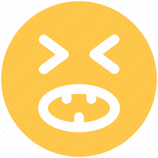 confused, emoji, emoticons, face icon icon