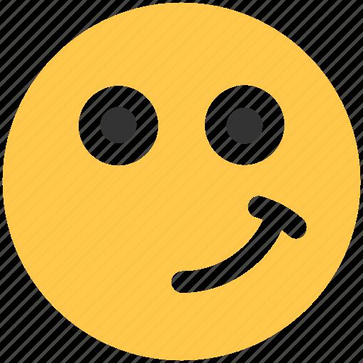 emoji, emoticon, emoticons, emotion, expression, happy, lucky, positive, smile, smiley, smiley face, smiling, smyle, wink icon icon