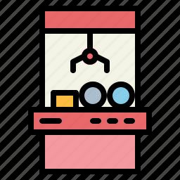 machine, toy, toy machine icon