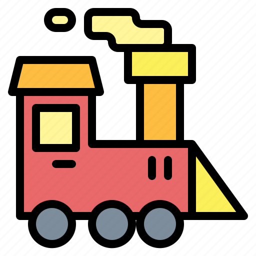 railway, train, transportation icon
