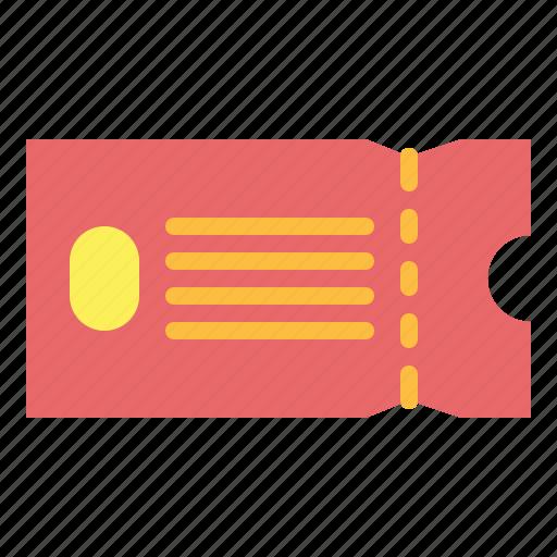 pass, ticket, tickets icon