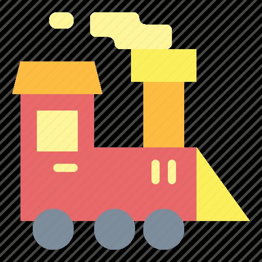 railway, train icon