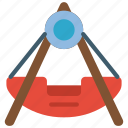 amusements, boat, fair, fun, pirate, ride, ship icon
